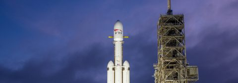 SpaceX to test Falcon Heavy, world's most powerful rocket