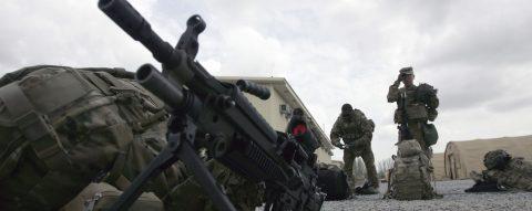 La guerra de Afganistán costará 45.000 millones de dólares a EE.UU. este 2018