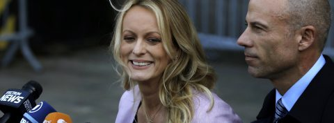 Trump acknowledges payment to Stormy Daniels
