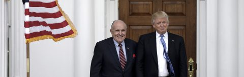 Giuliani: Trump might not comply with subpoena from Mueller