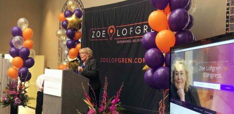 Congresswoman Zoe Lofgren Kicks-off Her 2018 Re-Election Campaign