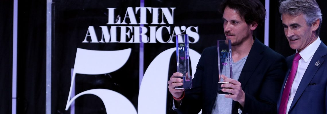 Peru's Maido selected LatAm's best restaurant for 2nd year in a row