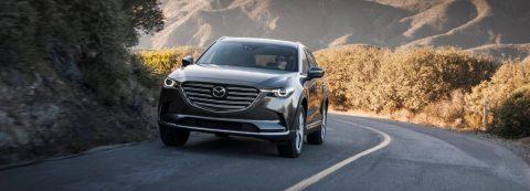 Mazda CX-9. Lujo y buen manejo por menos costo