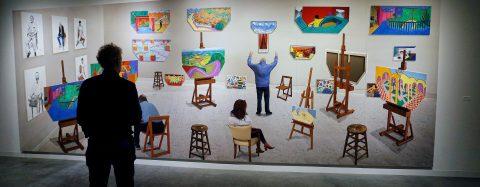 Art Basel transforms Miami Beach into art center of the Americas