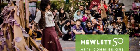 Teatro Visión Selected as Recipient of Hewlett 50 Arts Commission