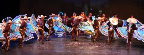 Fuego Nuevo deslumbra con noche mexicana llena de arte, cultura y tradición