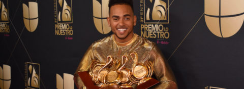Noche de homenajes en unos Premios Lo Nuestro que coronan a Ozuna