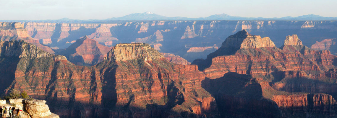 Grand Canyon completes 1st century as national park