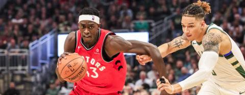 118-95. Siakam y los Raptors siguen dominando en su casa a los Celtics