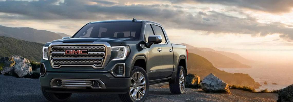 The new 2019 Chevrolet Silverado 4WD