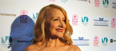 Patricia Clarkson: Actors get better with age and should get to work more