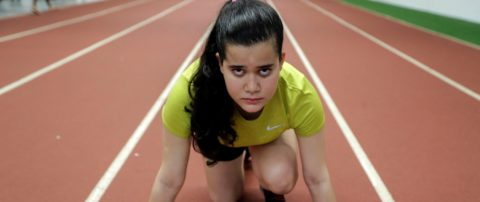 Brazilian Paralympic athlete Veronica Hipolito overcomes tumors, wins medals