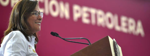 Four Companies to bid on new Mexico oil refinery