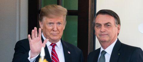 Trump convertirá a Brasil en aliado militar preferente, quizá en la OTAN