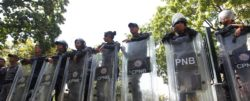 Police stop Caracas opposition march; Trump, Bolsonaro discuss Venezuela