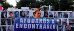 Parents of missing Mexican film students break silence, seek president's help