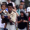 Hundreds of Honduran migrants form new US-bound caravan