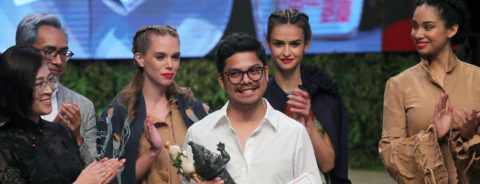 Young Peruvian designers create sustainable fashion with organic fabrics