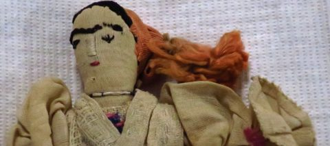 The devilish rag doll in Mexico's archives, a history of love and madness