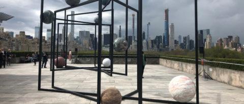 Manhattan skyscrapers are part of latest Met exhibit