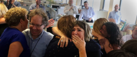 Reporting on Trump, US shootings recognized for Pulitzers