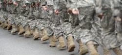 Número de mujeres militares de alto rango en país se ha duplicado desde 2000