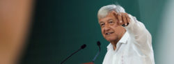 Mexico's president vows to reduce violence as murder rate soars